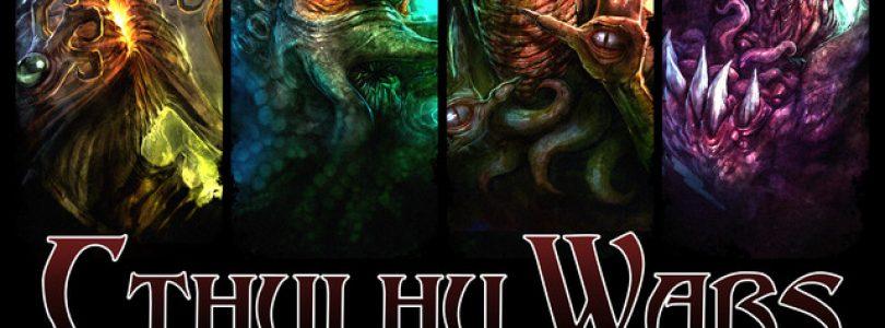 Twophées Cwowd 2016 - Cthulhu Wars