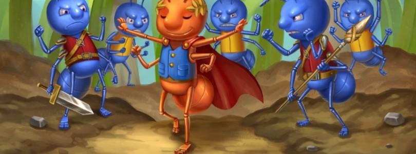 BrilliAnts (Fourmidable) – Un jeu de fourmis pour toute la famille [Relaunch]
