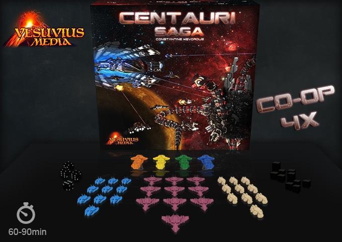 centauri saga