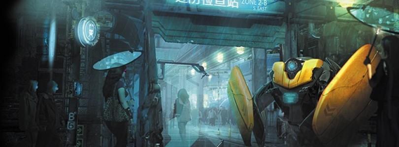 "Interface Zéro- Un jeu de rôle ""Full-Métal Cyberpunk"""
