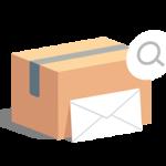 Reçu un email de suivi pour une livraison, c'est pour quel projet?