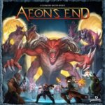 Jeu Aeon's End - Kickstarter Aeon's End - KS Extension War Eternal