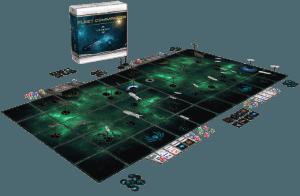 fleet commander-partie