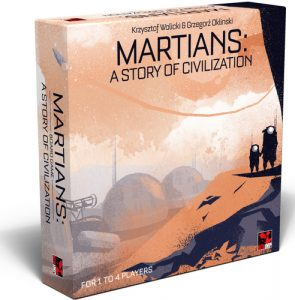 martians - a story of civilization