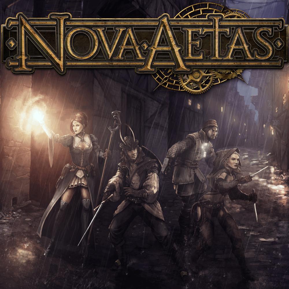jeu Nova Aetas par Ludus Magnus Games