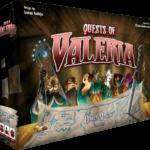 quests of valeria sur KS