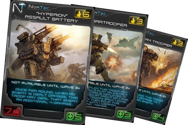 xenoshyft-troopers cards