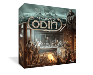 in the name of odin-boite