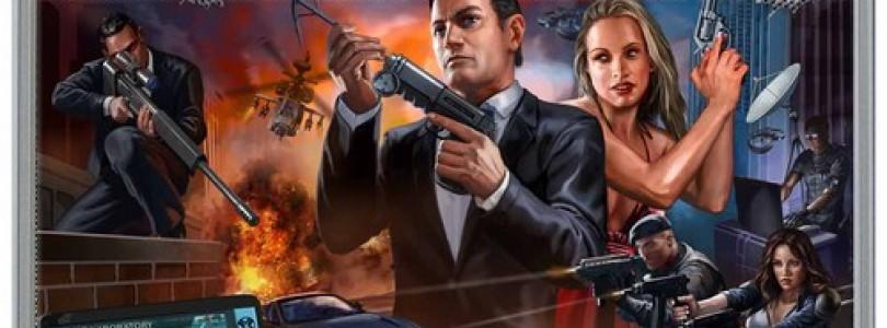 Agents & Operatives sur Kickstarter