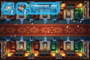 rail raiders-tuile-wagon passager