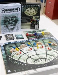 Snowblind - Prototype