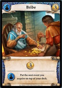 hero realms-carte bribe