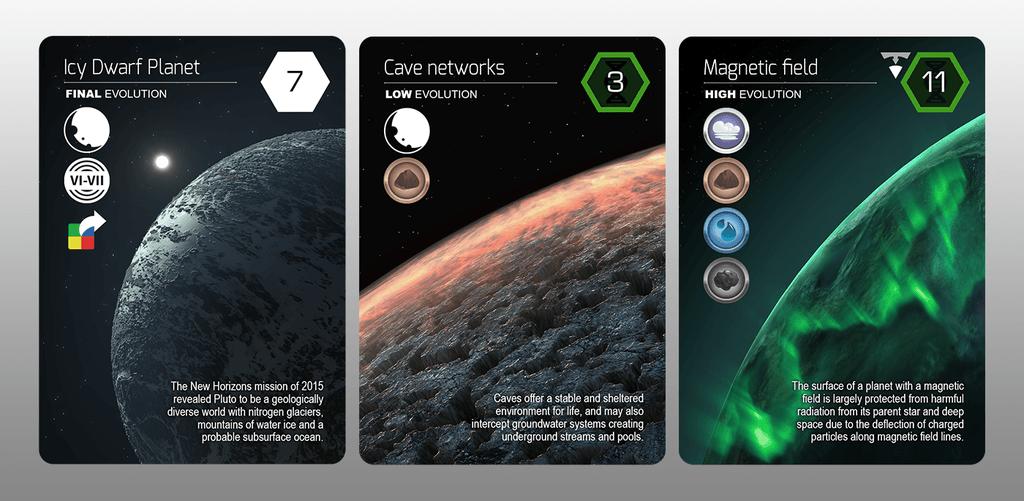 planetarium - cartes