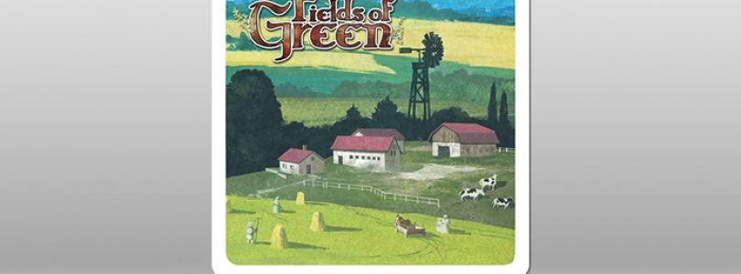 fields of green-dos des cartes