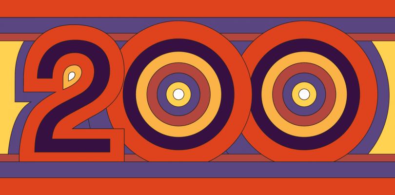 Twophées Cwowd - 200 votes