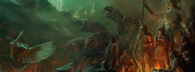Mythic Battles : Pantheon. A 2, c'est mieux?