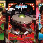 Pinball Showdown - Cartes