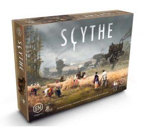 Twophées 2016 des joueurs - Scythe