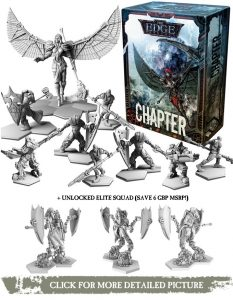 The Edge Dawnfall - Chapter