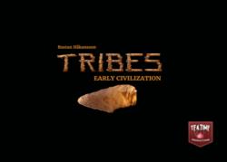 Jeu Tribes Early Civilization - Kickstarter Tribes Early Civilization - KS Tea Time Productions