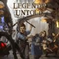 Kickstarter Legends Untold - Jeu Legends Untold KS