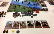 Raiders of the North Sea - Partie (BGG)