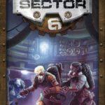 Kickstarter Sector 6 - Jeu Sector 6 de Draco Ideas - KS