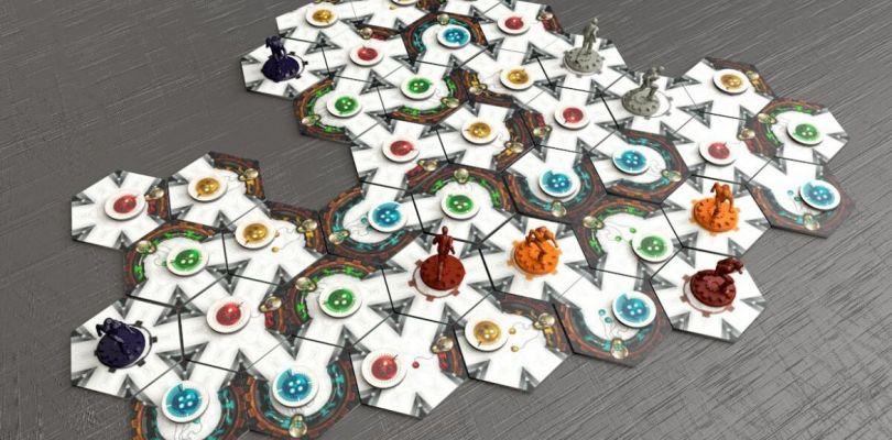 Sector 6 - Partie (simulée)