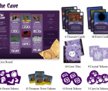 KS Vast the Crystal Cavern - Kickstarter jeu Vast the Crystal Caverns
