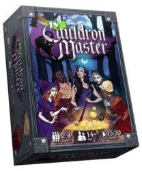 Cauldron Master - boite 3D