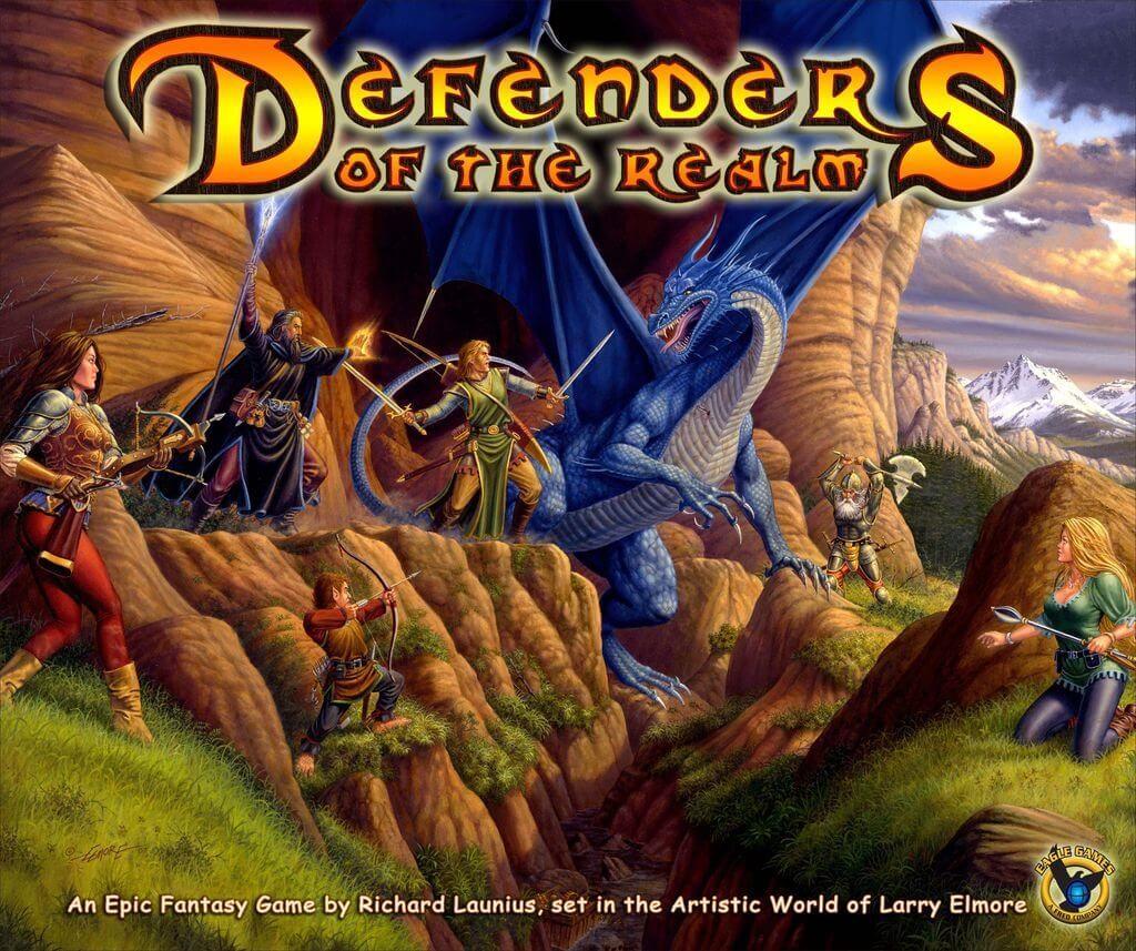 Jeu Defenders of the Realm - Second Edition - par Eagle Gryphon Games