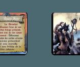 Jeu Forteresses et Clans- Kickstarter Red Joker + KS TRJ