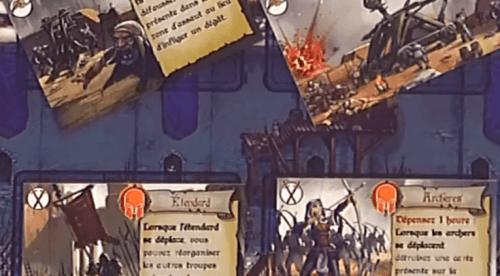 Ludochrono - Règles de Forteresses & Clans