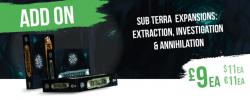 Sub Terra - Extensions
