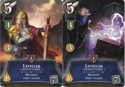 Thunderstone Quest - cartes proto
