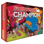 Jeu Food Truck Champion - Kickstarter Food Truck Champion de Daily magic - KS DMG
