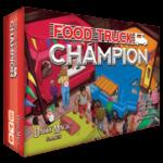 Jeu Food Truck Champion - Kickstarter Food Truck Champion de Daily magic - KS DMG