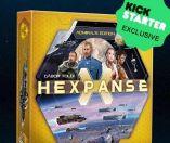 Kickstarter Hexpanse - Jeu Hexpanse - KS