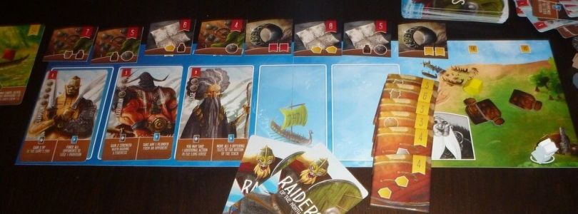 raiders of the north sea - hall of heroes - Plateau individuel avec Quêtes