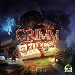 Jeu The Grimm Forest - Kickstarter Grimm Forest - KS Druid City games