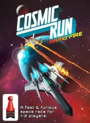 Jeu Cosmic Run Rapid Fire - Kickstarter Cosmic Run - KS Finn Games