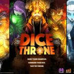 Dice Throne – par Roxley – Ext. Adventures + Season 1 sur KS jusqu'au 6 août