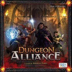 Dungeon Alliance - Boite