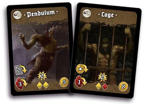 OrcQuest - Cartes Pendulum & Cage