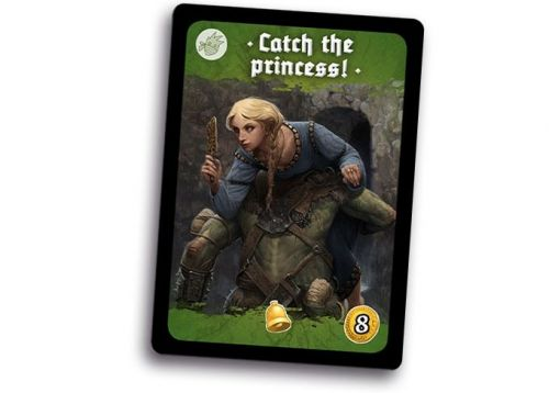 OrcQuest - Challenge Card