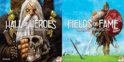 Jeu Raiders of the North Sea - Extensions - Kickstarter Pillards de la mer du Nord - KS Garphill-PixieGames