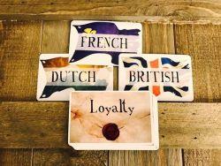 Tortuga 1667 - Cartes loyauté