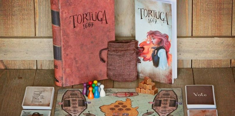 Tortuga 1667 - Eclaté