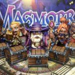 [Livré] «Masmorra – Dungeons of Arcadia» – Livré en janvier 2017