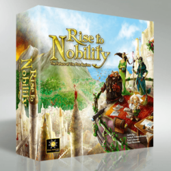 Jeu Rise to Nobility - Kickstarter Rise to Nobility - KS Final Frontier Games